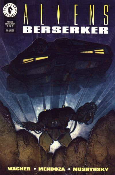 Aliens: Berserker Vol 1 1