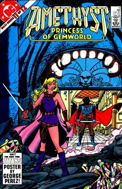 Amethyst, Princess of Gemworld Vol 1 11