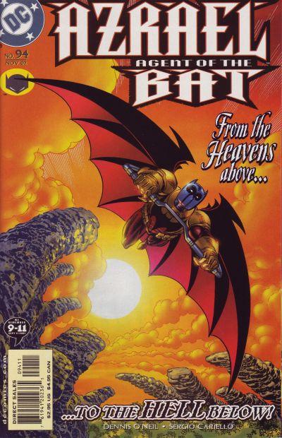 Azrael: Agent of the Bat Vol 1 94