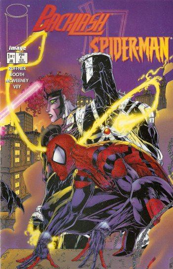 Backlash/Spider-Man Vol 1 1