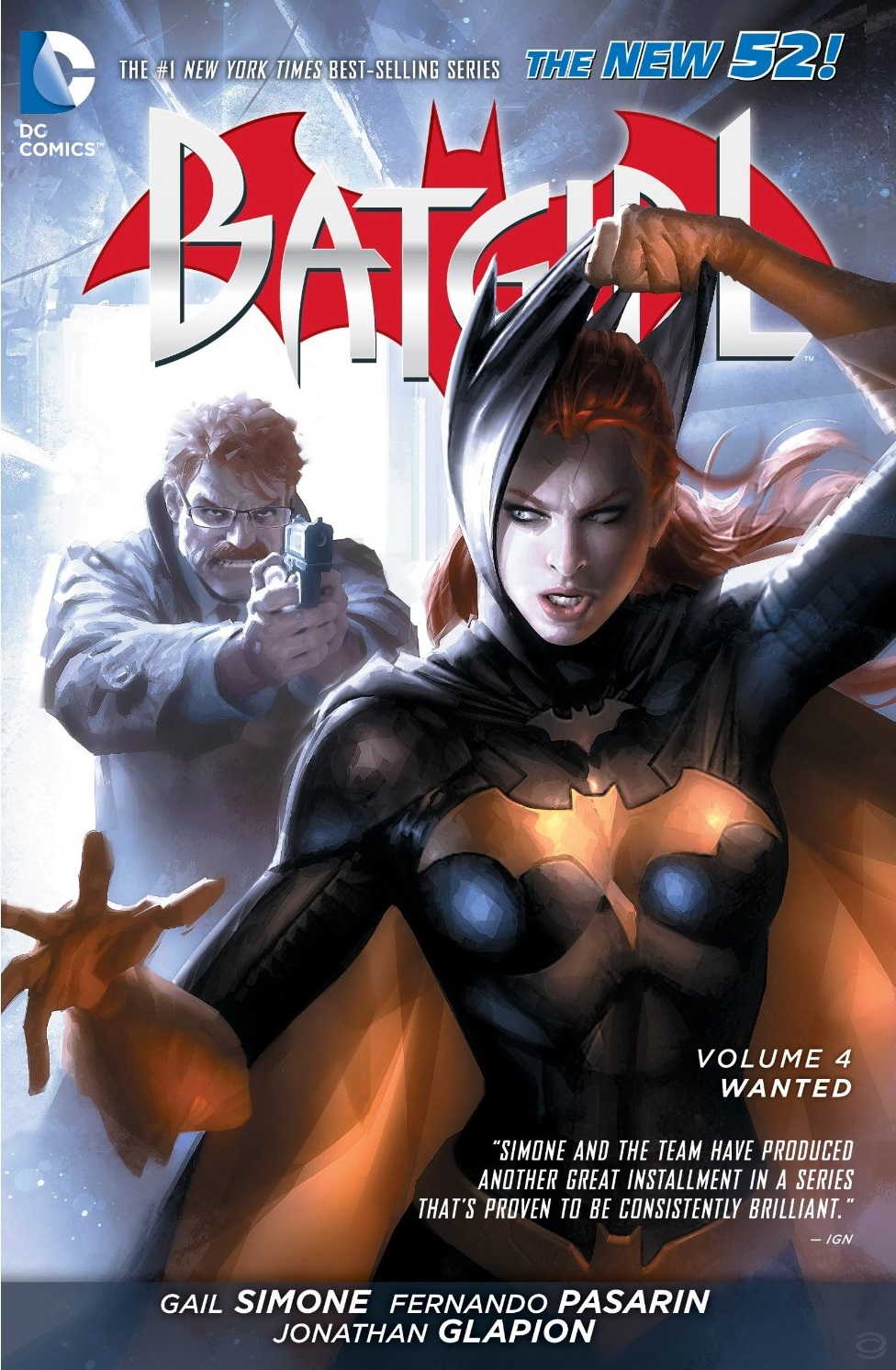Batgirl: Wanted (Collected)