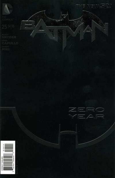 Batman Vol 2 25