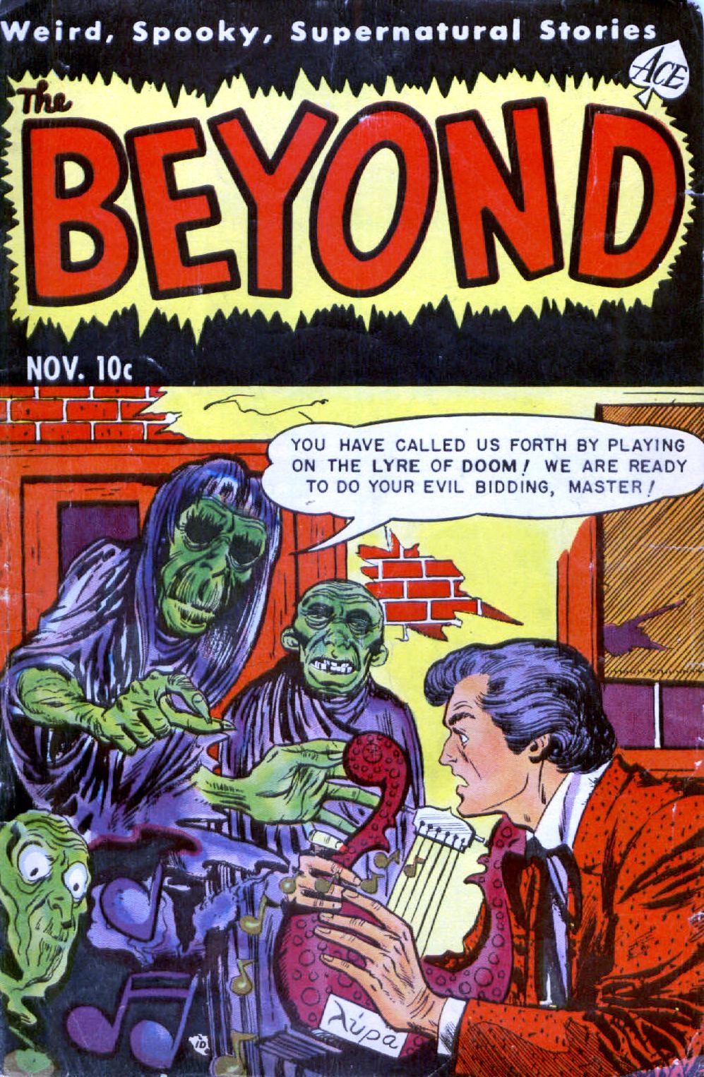 The Beyond Vol 1 17