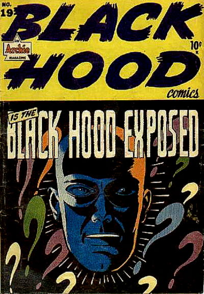 Black Hood Comics Vol 1 19