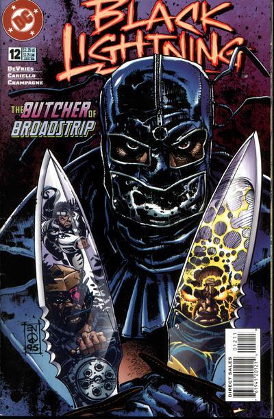 Black Lightning Vol 2 12