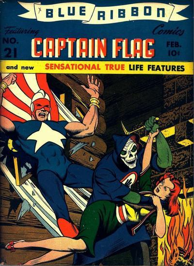 Blue Ribbon Comics Vol 1 21
