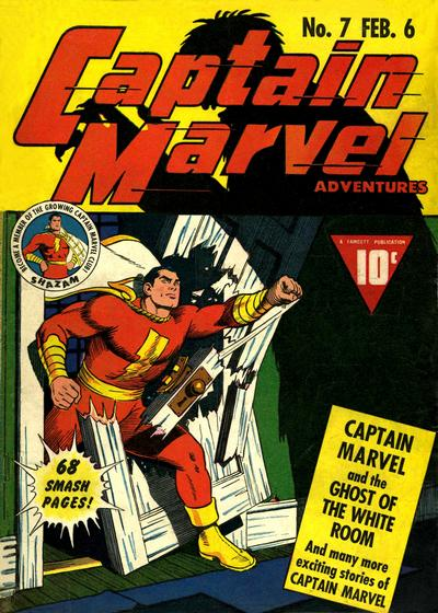 Captain Marvel Adventures Vol 1 7