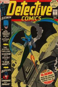 Detective Comics Vol 1 423