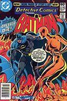Detective Comics Vol 1 507