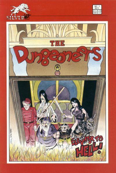 Dungeoneers Vol 1 3