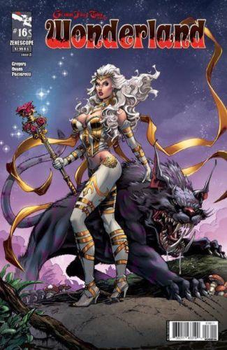 Grimm Fairy Tales Presents Wonderland Vol 1 16