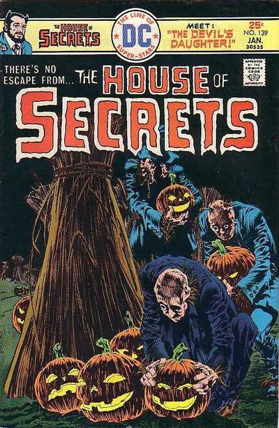 House of Secrets Vol 1 139
