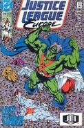 Justice League Europe Vol 1 28
