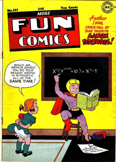 More Fun Comics Vol 1 111