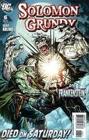 Solomon Grundy Vol 1 6