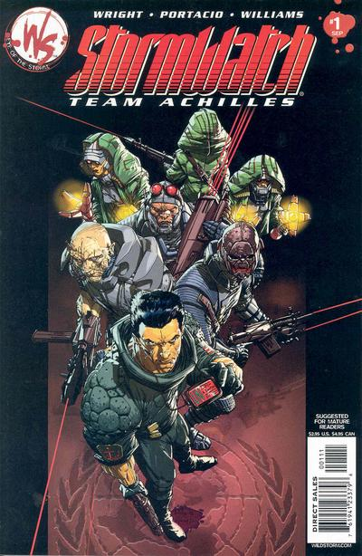 Stormwatch: Team Achilles Vol 1 1