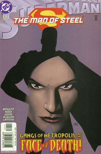 Superman: Man of Steel Vol 1 124