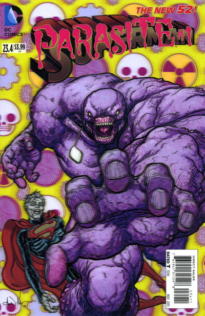 Superman Vol 3 23.4: Parasite
