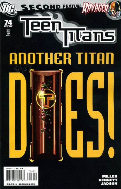 Teen Titans Vol 3 74