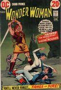 Wonder Woman Vol 1 202
