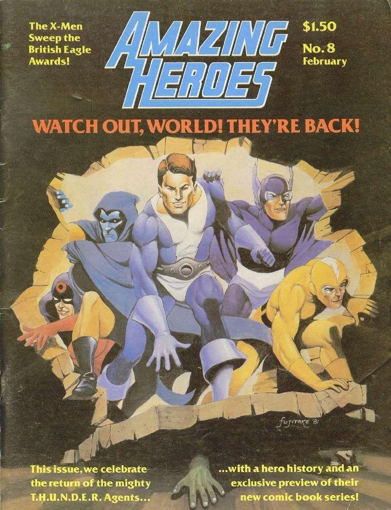 Amazing Heroes Vol 1 8