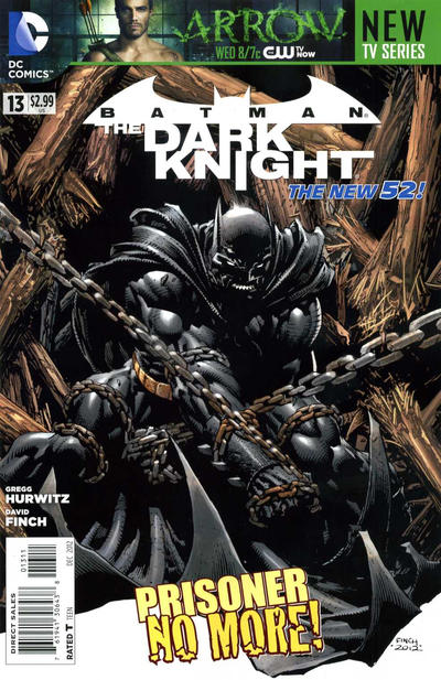 Batman: The Dark Knight Vol 2 13