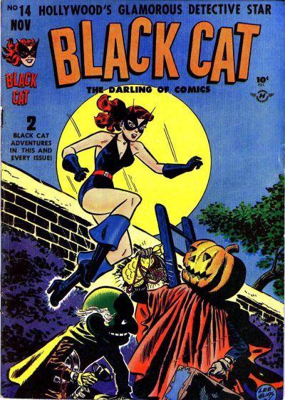 Black Cat Comics Vol 1 14