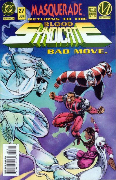 Blood Syndicate Vol 1 27