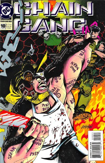 Chain Gang War Vol 1 10