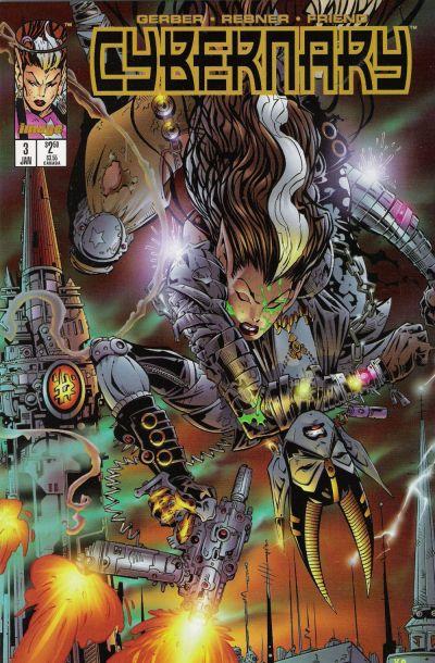 Cybernary Vol 1 3