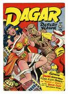 Dagar, Desert Hawk No 15 Fox Features Syndicate, 1948