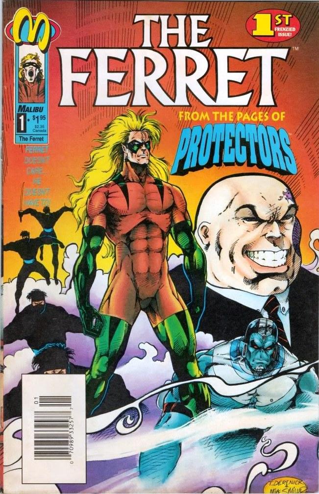 Ferret (1992) Vol 1 1