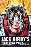 Jack Kirby's Fourth World Omnibus Vol 1 1