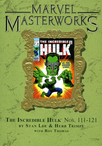 Marvel Masterworks Vol 1 115