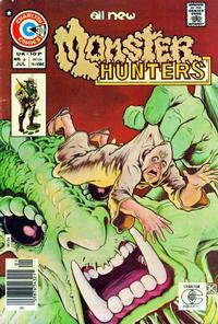 Monster Hunters Vol 1 6