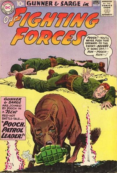 Our Fighting Forces Vol 1 59