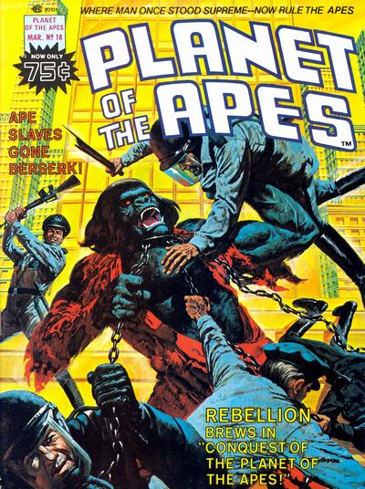 Planet of the Apes Vol 1 18