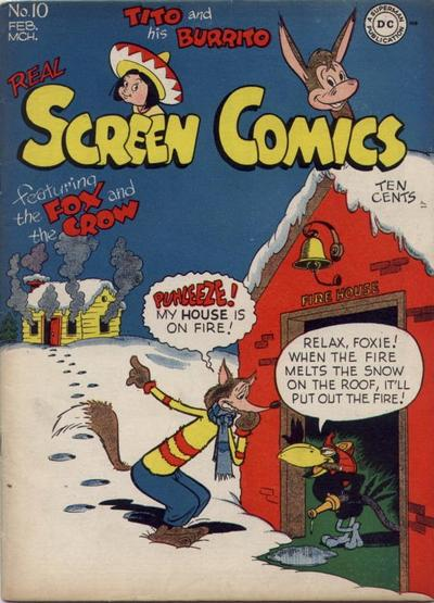 Real Screen Comics Vol 1 10