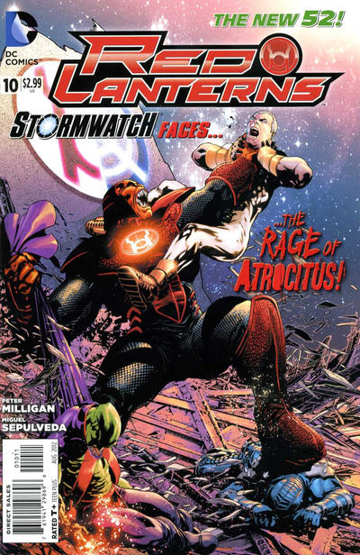 Red Lanterns Vol 1 10