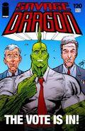 Savage Dragon Vol 1 120