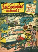 Star-Spangled Comics Vol 1 31