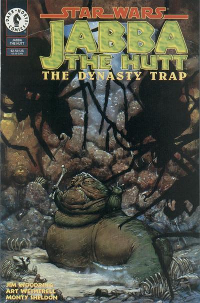 Star Wars: Jabba the Hutt: Dynasty Trap Vol 1 1