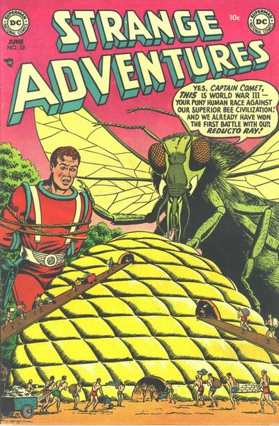 Strange Adventures Vol 1 33