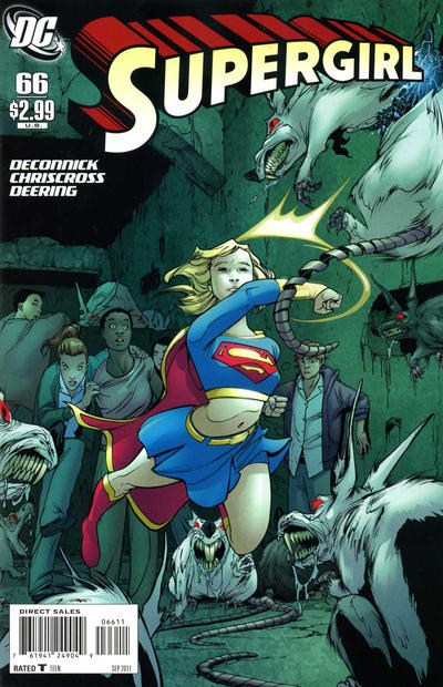 Supergirl Vol 5 66