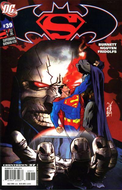 Superman/Batman Vol 1 39