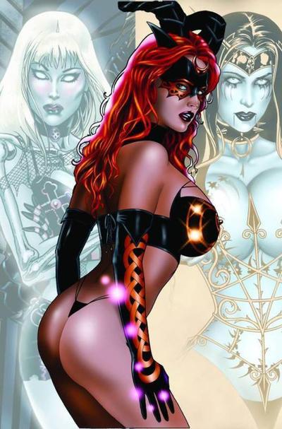 Tarot: Witch of the Black Rose (HC) Vol 1