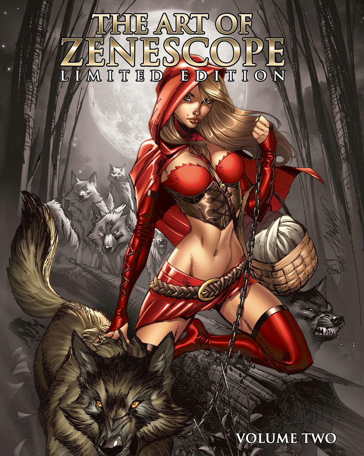 The Art of Zenescope: Limited Edition Vol 1 2