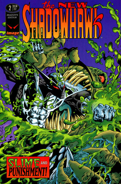 The New Shadowhawk Vol 1 2
