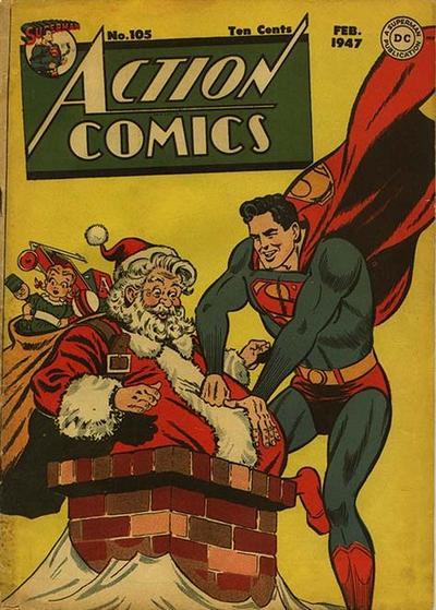 Action Comics Vol 1 105