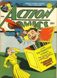 Action Comics Vol 1 57